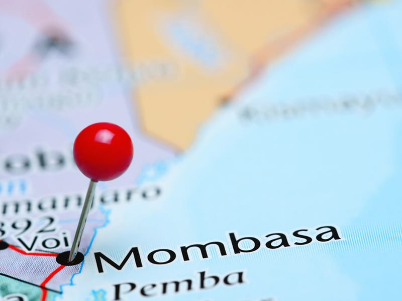 Port lotniczy Mombasa