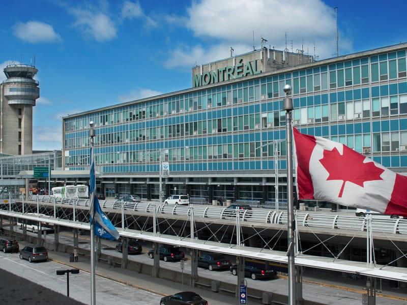 Port lotniczy Montreal