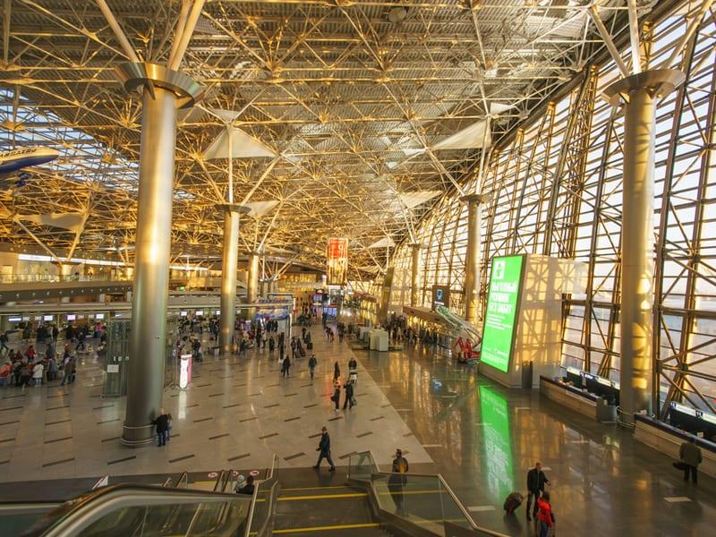 Port lotniczy Moskwa – Wnukowo