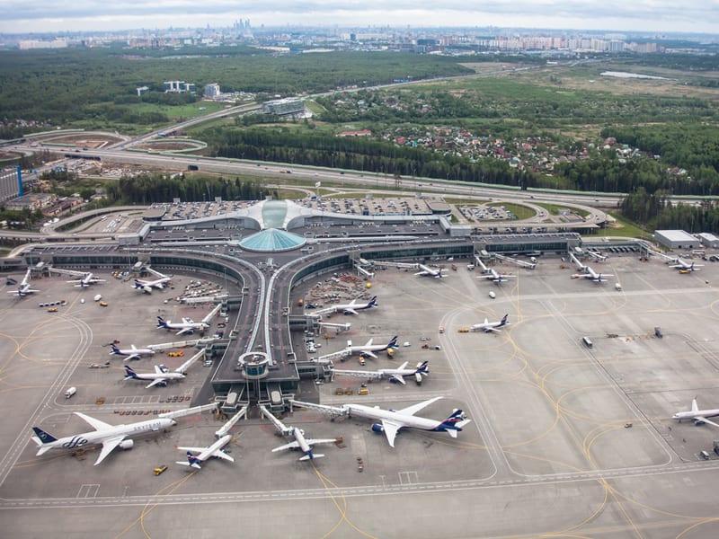 Port lotniczy Moskwa – Szeremietiewo