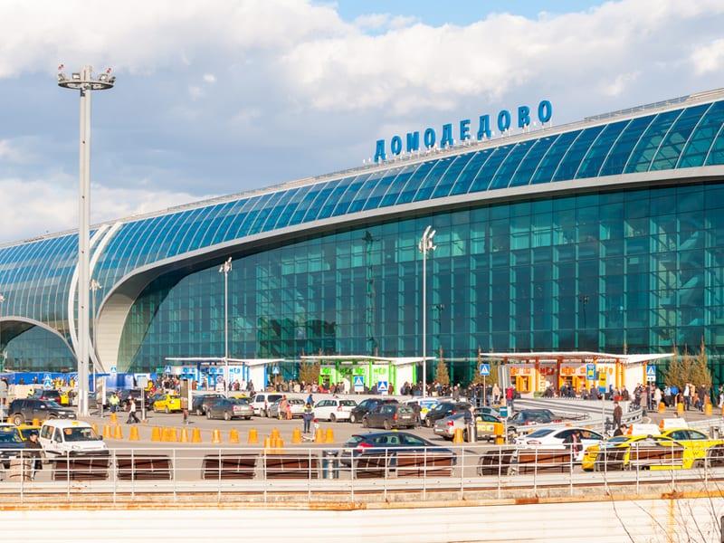 Port lotniczy Moskwa – Domodiedowo