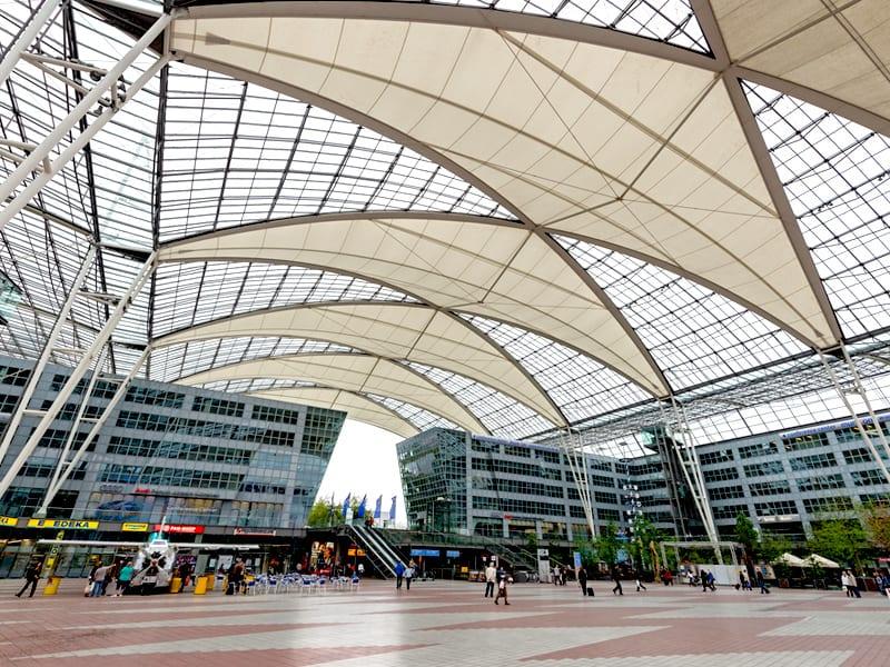 Port lotniczy Munich