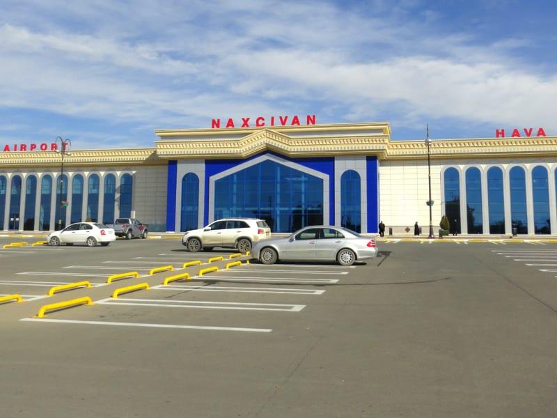 Port lotniczy Nakhchivan