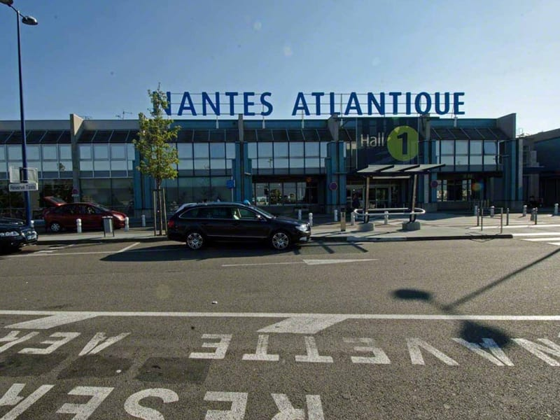 Port lotniczy Nantes