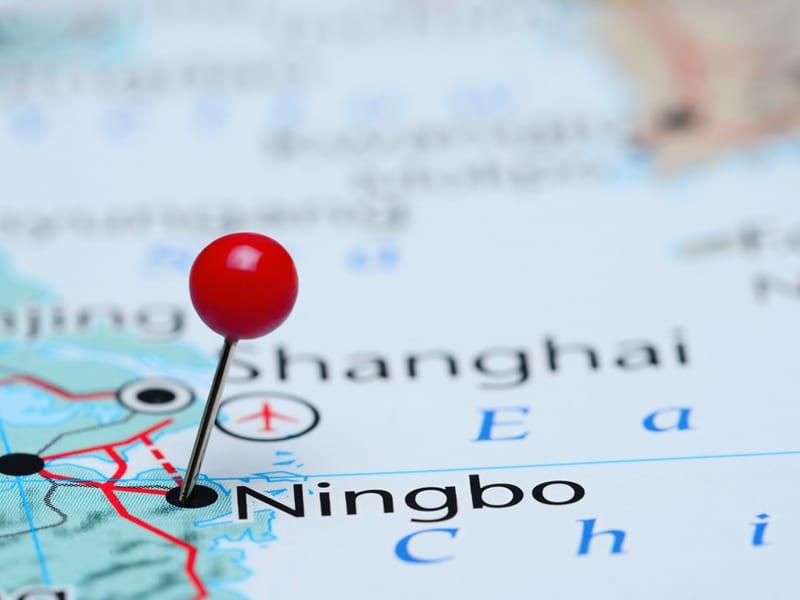 Port lotniczy Ningbo