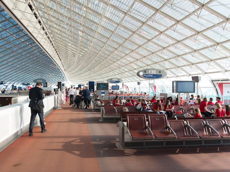 Port lotniczy Paryż Charles-de-Gaulle