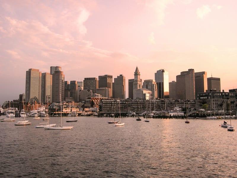 Port morski Boston