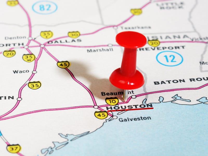 Port morski Houston