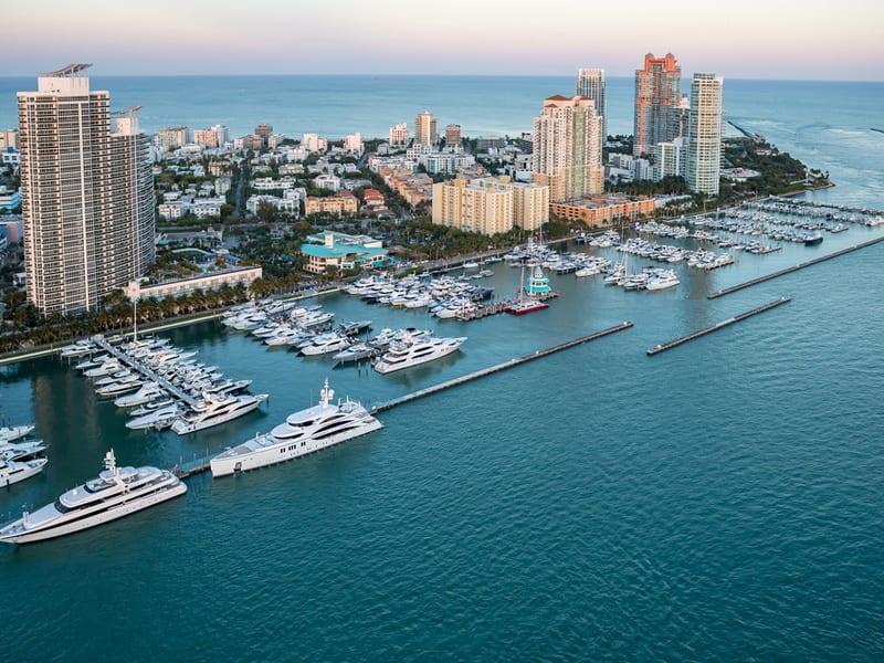 Port morski Miami
