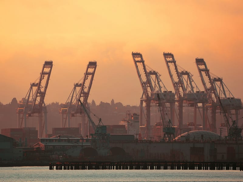 Port morski Seattle