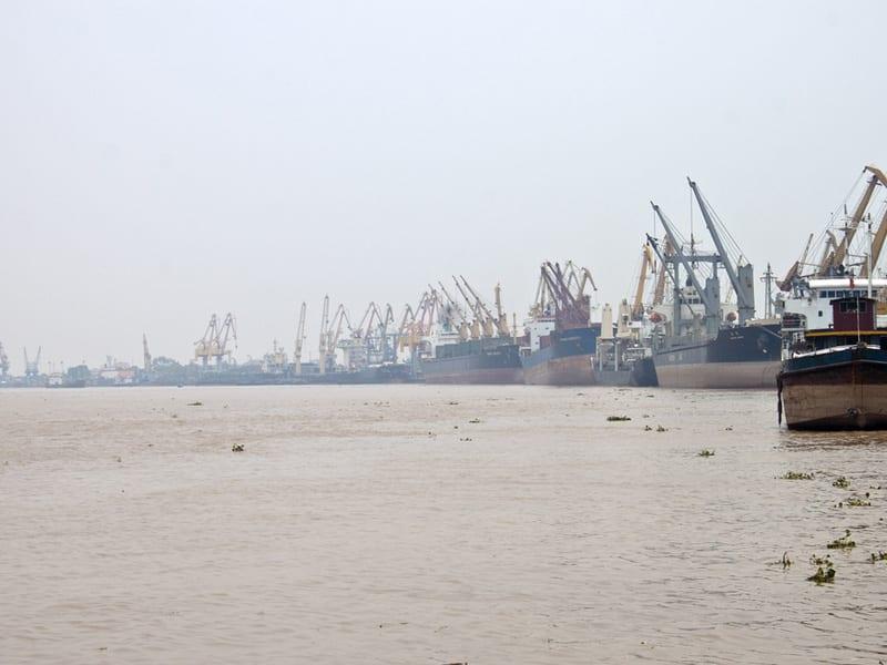 Port morski Haiphong