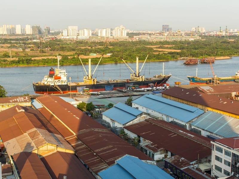 Port morski Ho Chi Minh City