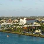 Port morski Oranjestad
