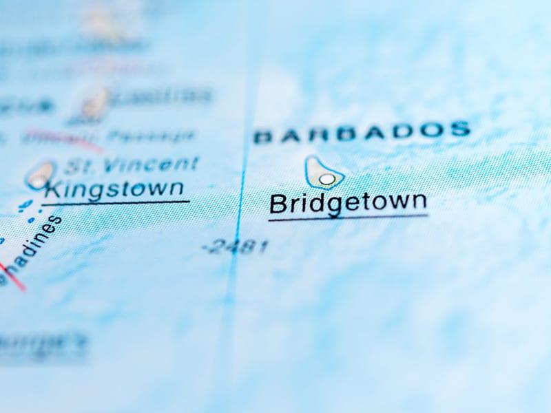 Port morski Bridgetown