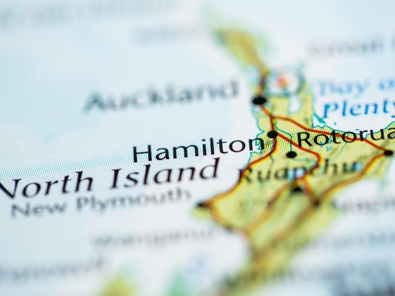 Port morski Hamilton