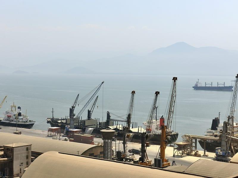 Port morski Parangua