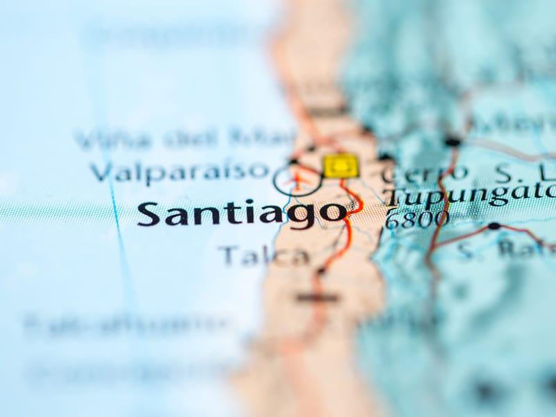 Port morski Santiago