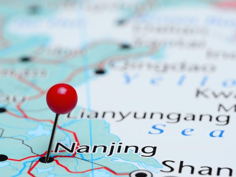 Port Nanjing
