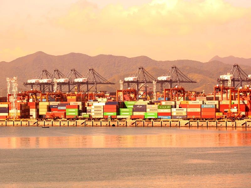 Port morski Yantian
