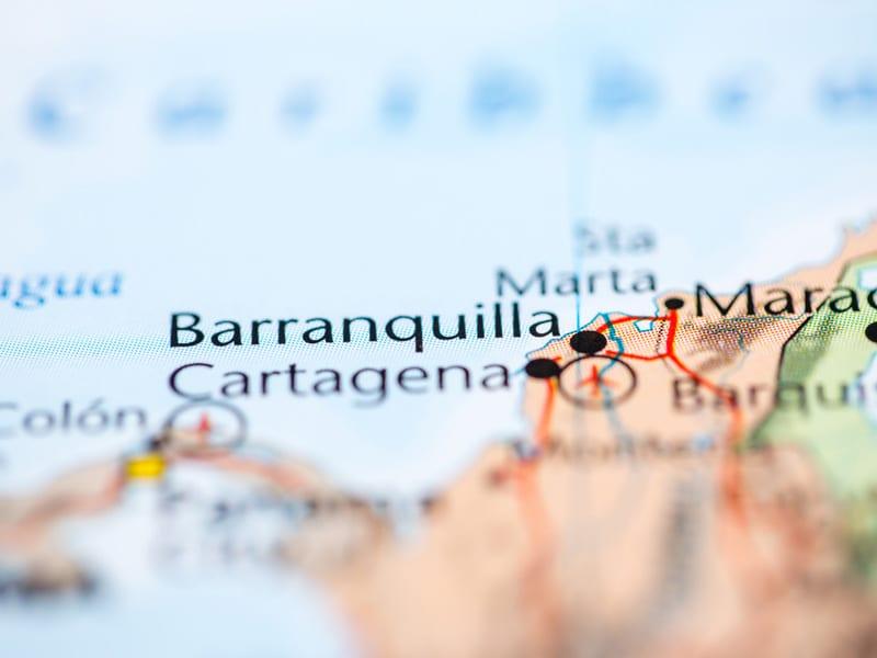 Port morski Barranquilla