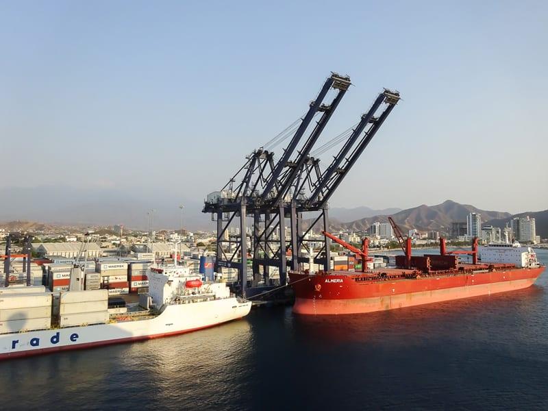 Port morski Santa Marta