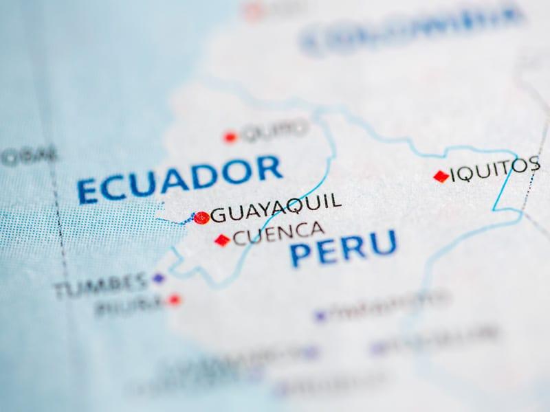 Port morski Guayaquil
