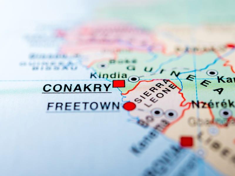 Port morski Conakry