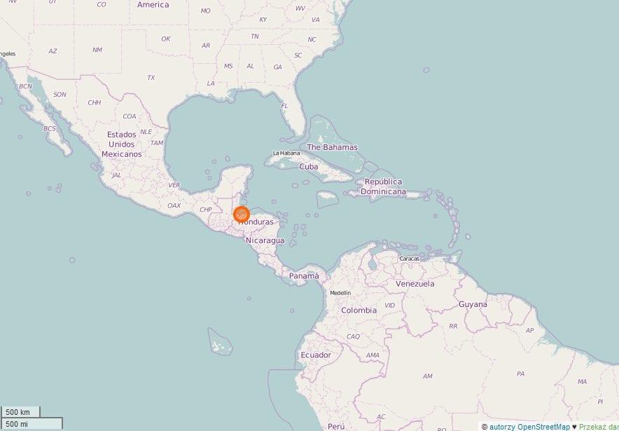 Port morski Puerto Cortes
