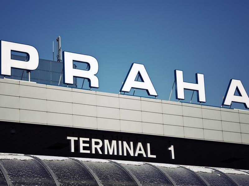 Port lotniczy Prague
