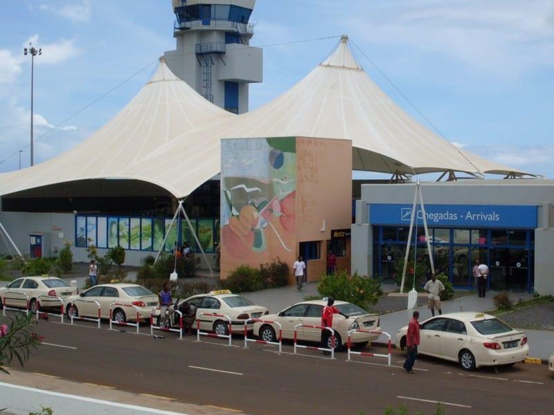 Port lotniczy Praia