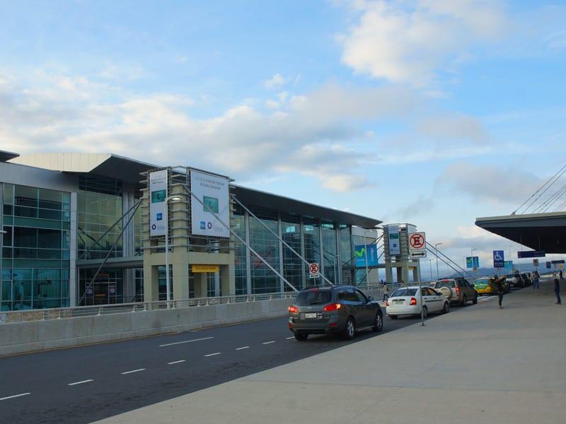 Port lotniczy Quito
