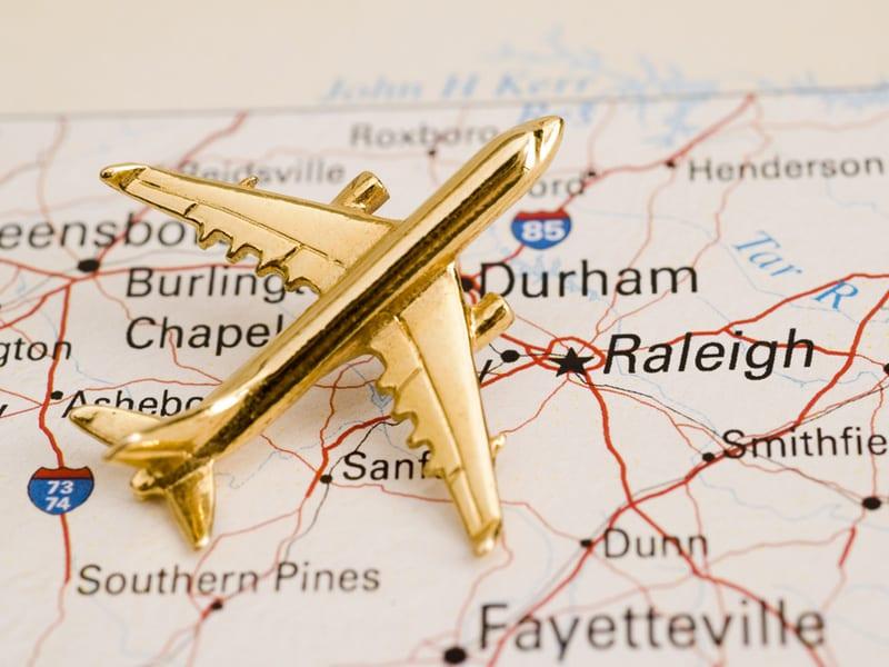 Port lotniczy Raleigh Durham
