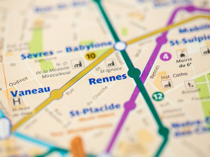 Port lotniczy Rennes