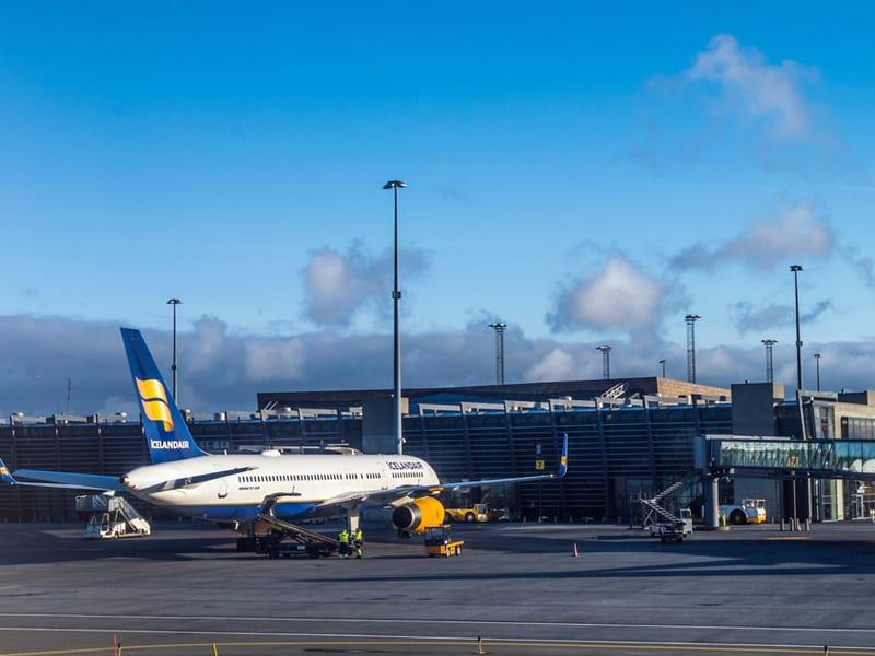 Port lotniczy Reykjavik