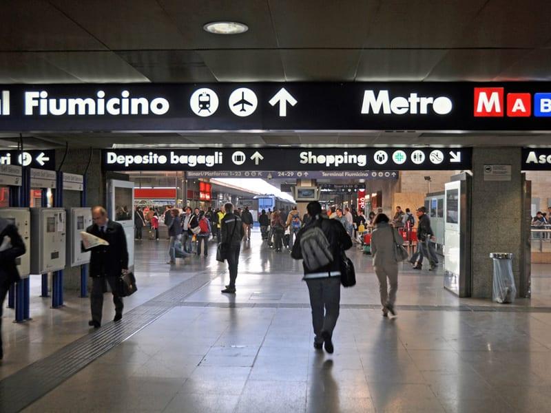 Port lotniczy Rzym-Fiumicino