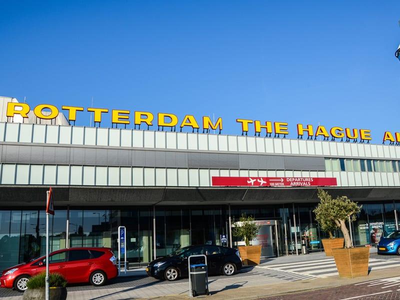 Port lotniczy Rotterdam