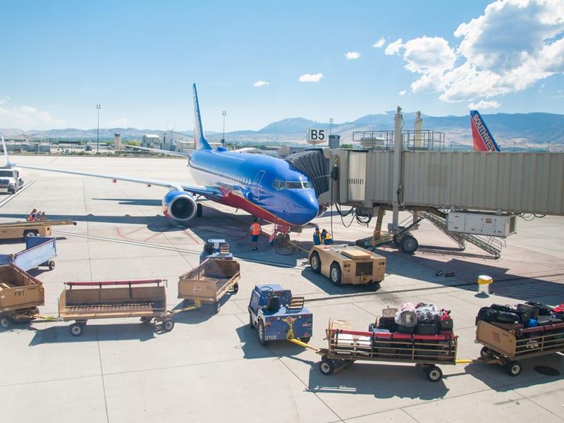 Port lotniczy Salt Lake City