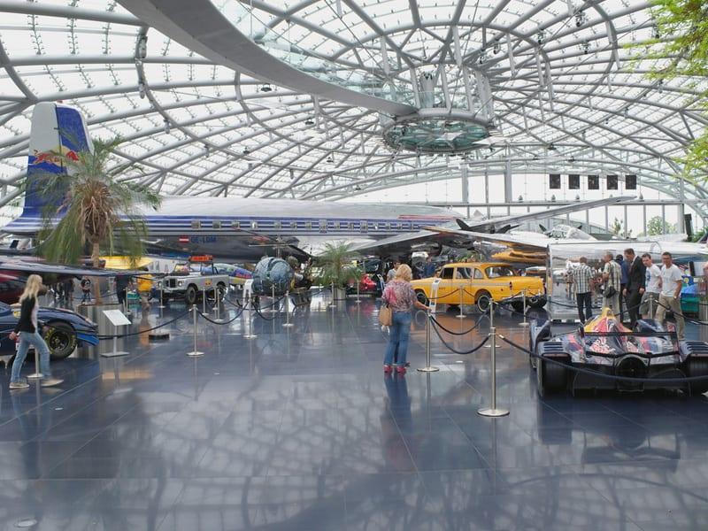 Port lotniczy Salzburg