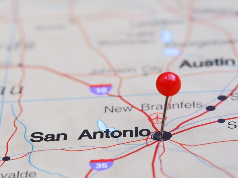 Port lotniczy San Antonio