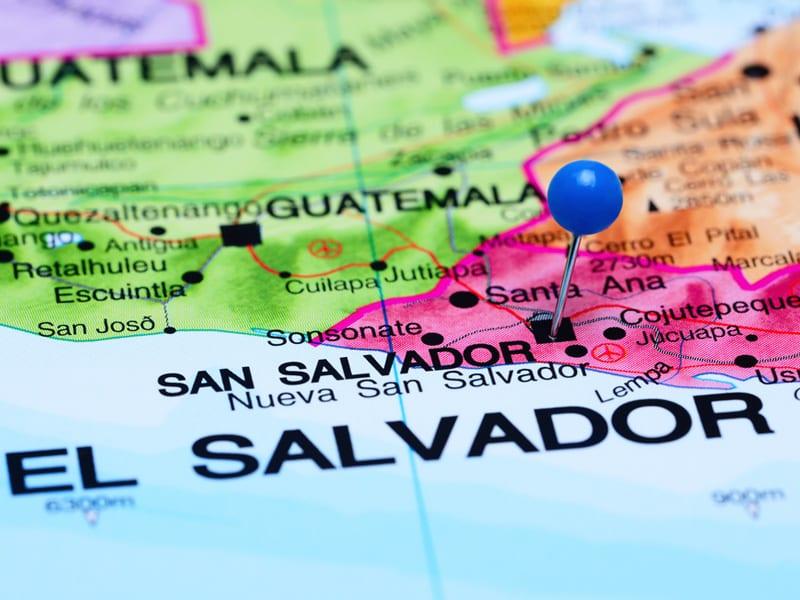 Port lotniczy San Salvador