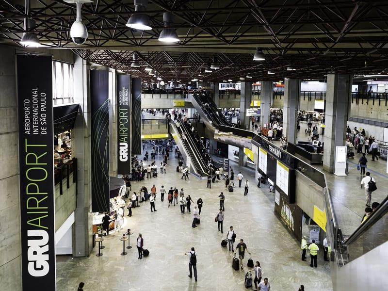 Port lotniczy Sao Paulo-Guarulhos