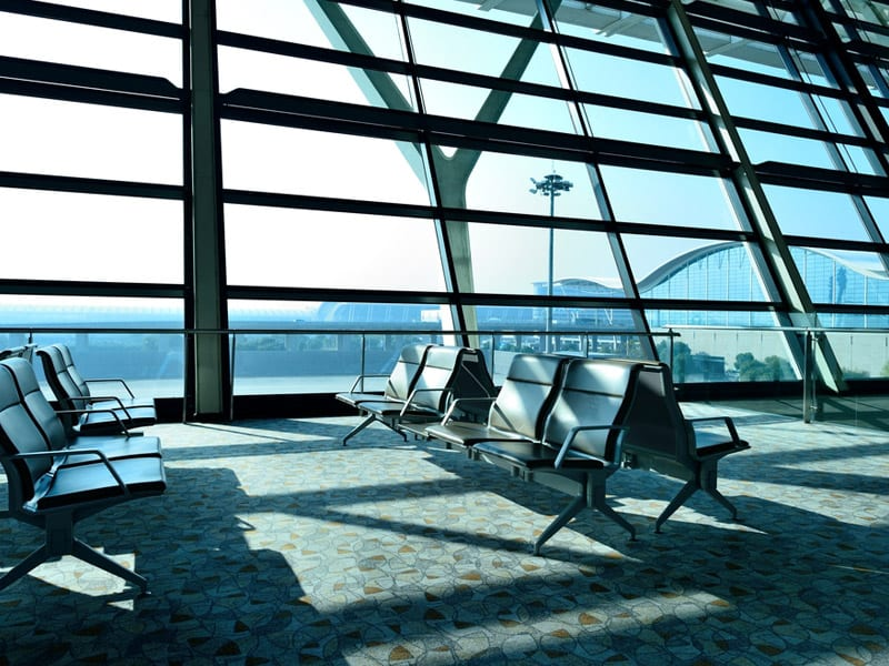 Port Lotniczy Shanghai