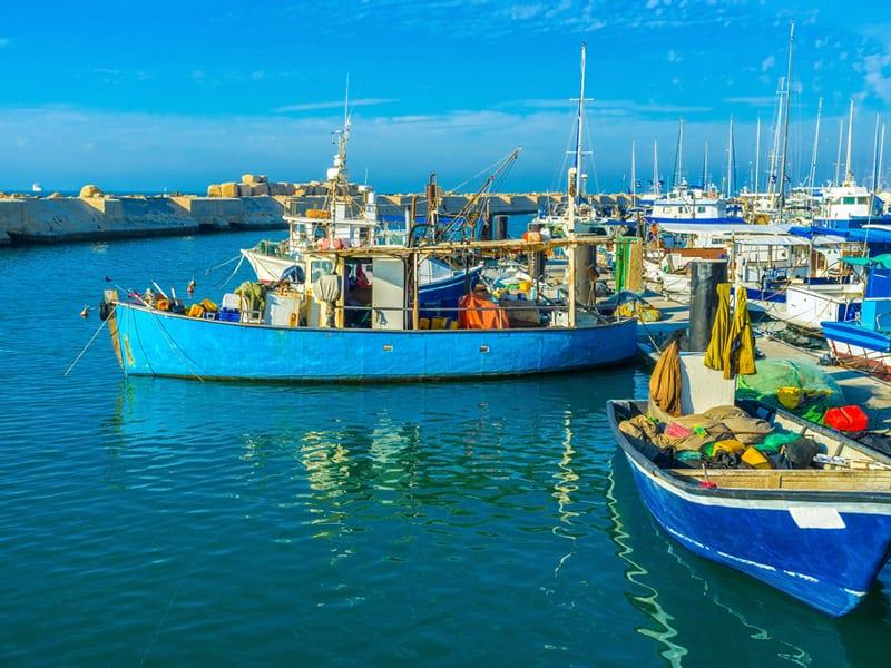 Port morski Tel Aviv