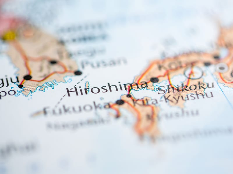 Port morski Hiroshima