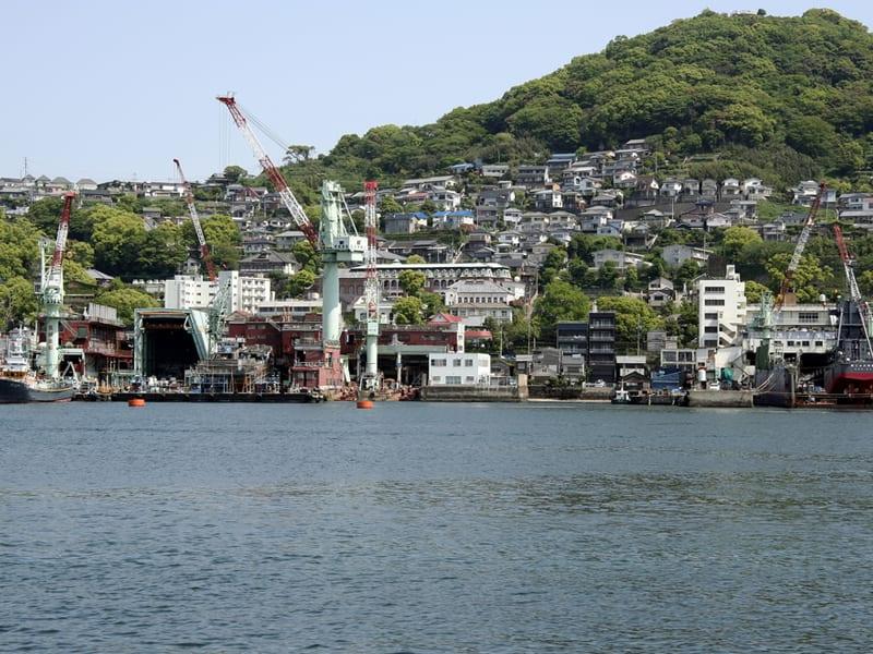 Port morski Nagasaki