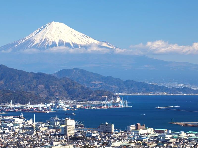 Port morski Shimizu