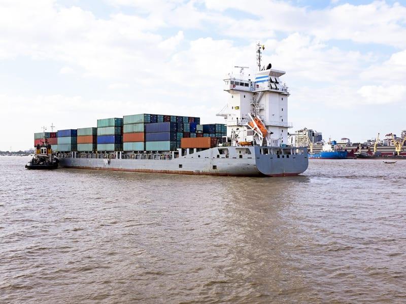 Port morski Yangon