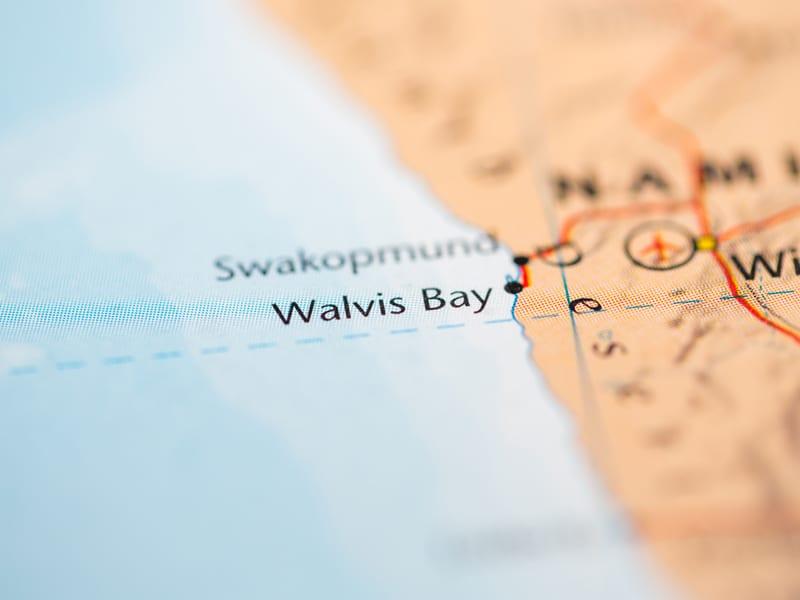 Port morski Walvis Bay