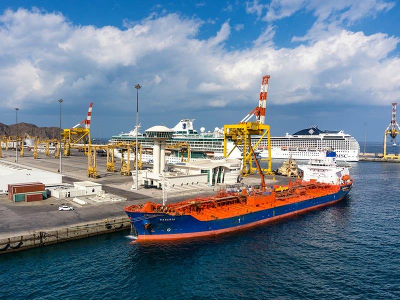 Port morski Muscat
