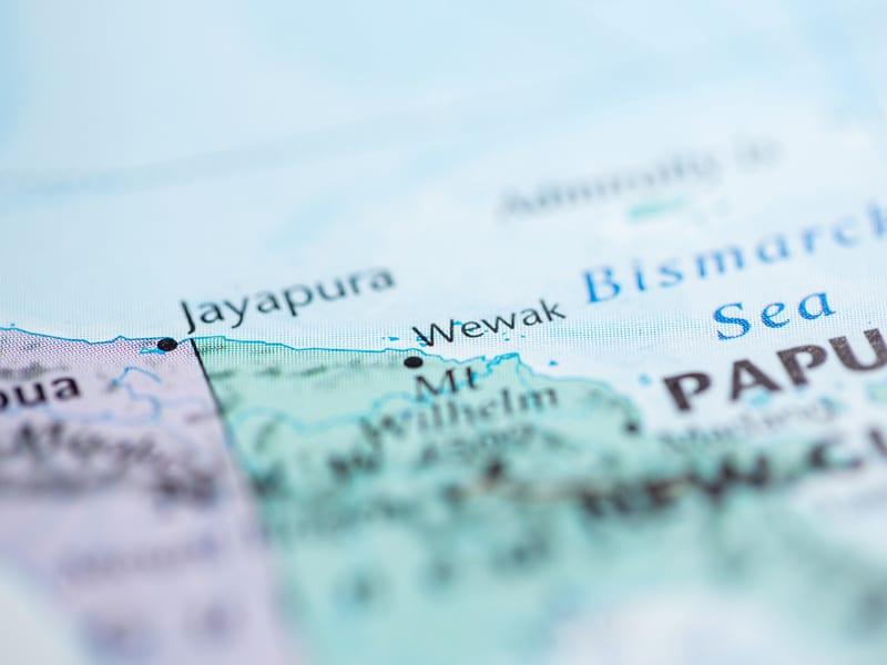 Port morski Wewak